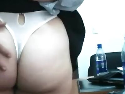 Desi wife ass grouped by her boss at office room