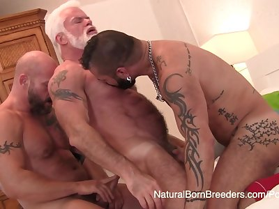 Jake Marshall AJ Marshall & Alejandro Avila Muscle 3-Way