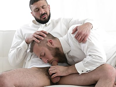missionaryboyz - busty horny priests indulge in a secret sexual encounter