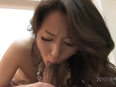 Asian Mature Caught Banging Step-Brother (Uncensored JAV)