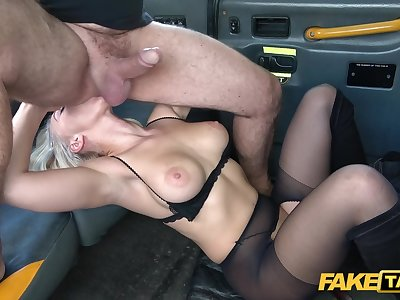 Fake Taxi Beautiful Elizabeth Romanova hard-core fucking