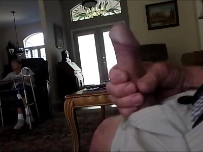 show cock to wife's mom