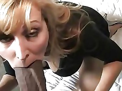 Enormous broad in the beam black monster cock in my moms mean pussy 27